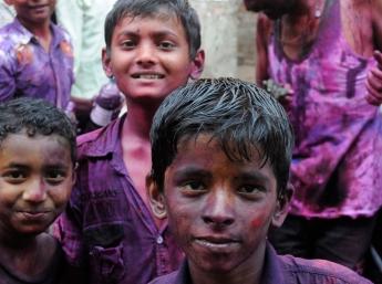 Holi Festival - Mumbai