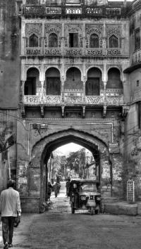 Walled city of Jaisalmer