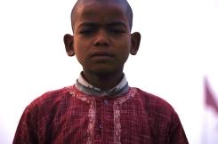 A friend in Varanasi